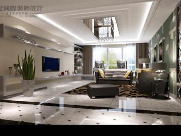 简约现代平层公寓