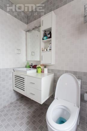 二居 现代 小清新 卫生间图片来自四川欢乐佳园装饰在紫东芯座小清新的浪漫情怀的分享
