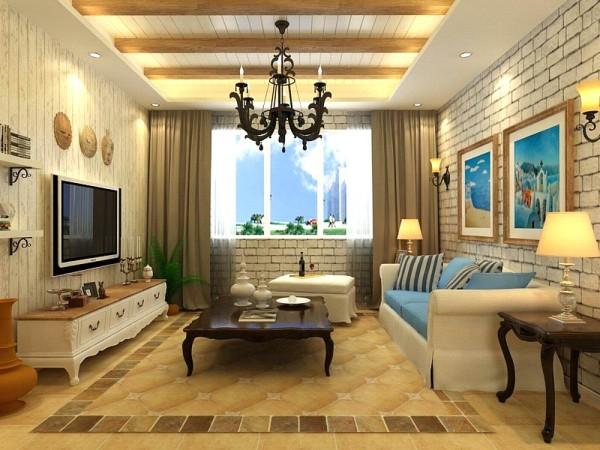 客厅有一个大的窗户,可以有着更好的采光和通风效 果,这样客厅会让人有着舒适的感觉,而且还会增加了室内的空气流动,有助于室内的空气新鲜。