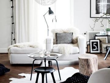北欧风格公寓参考