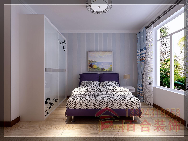 混搭 白领 卧室图片来自吉林百合装饰集团在绿地新里中央公馆的分享