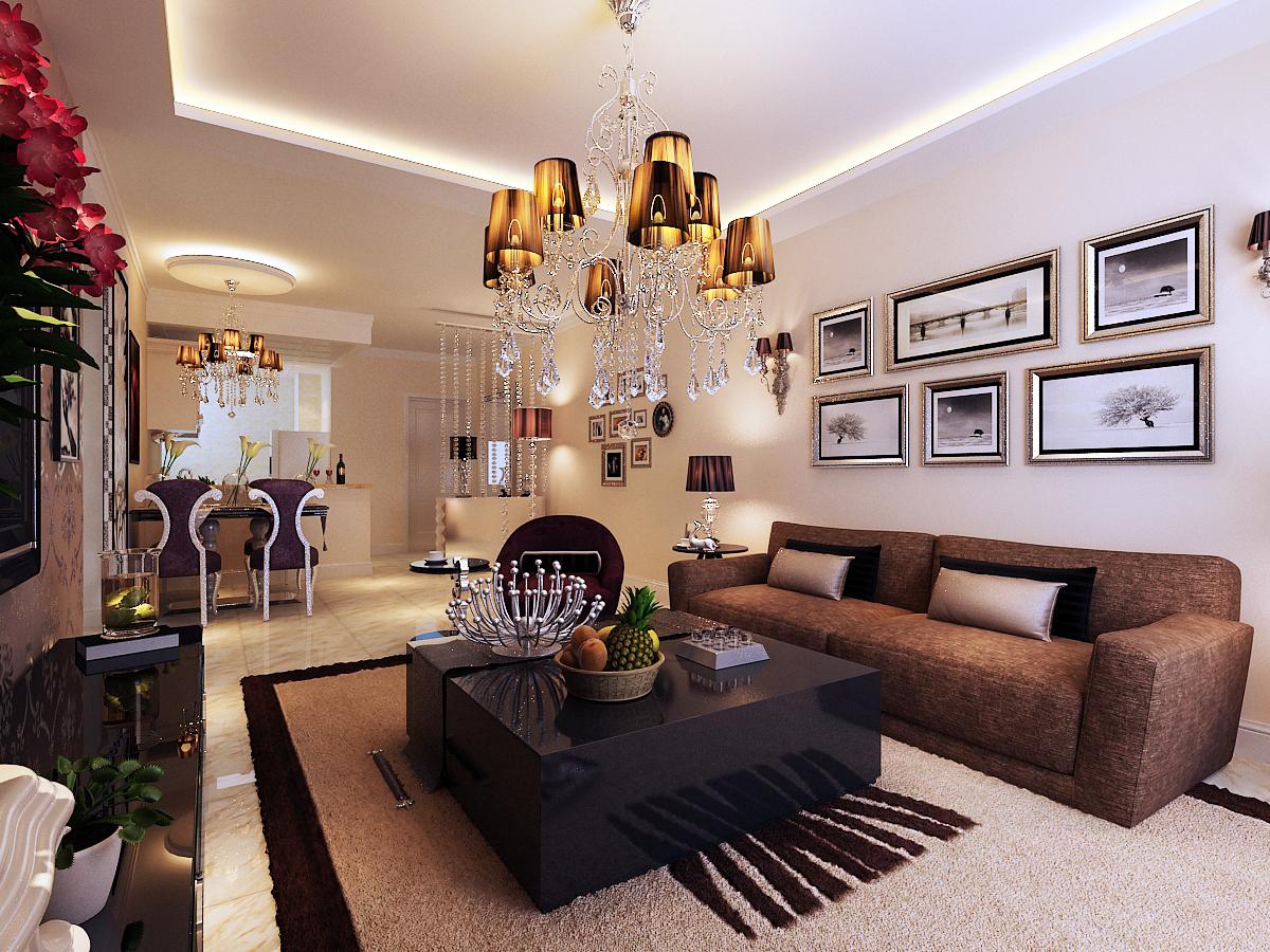 简约 白领 收纳 80后 二居 晋级装饰 沈阳装修 客厅图片来自晋级装饰东方在金地铂锐92平现代风格的分享