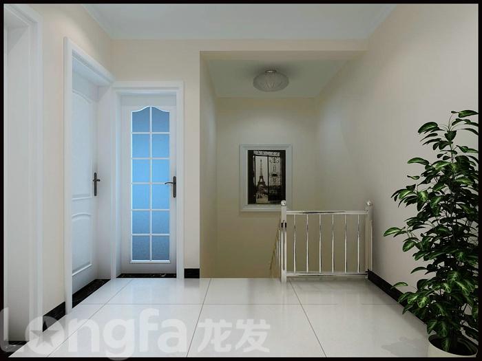 简约 白领 收纳 80后 小资 楼梯图片来自北京龙发装石家庄分公司在星河御城133平跃层案例展示的分享