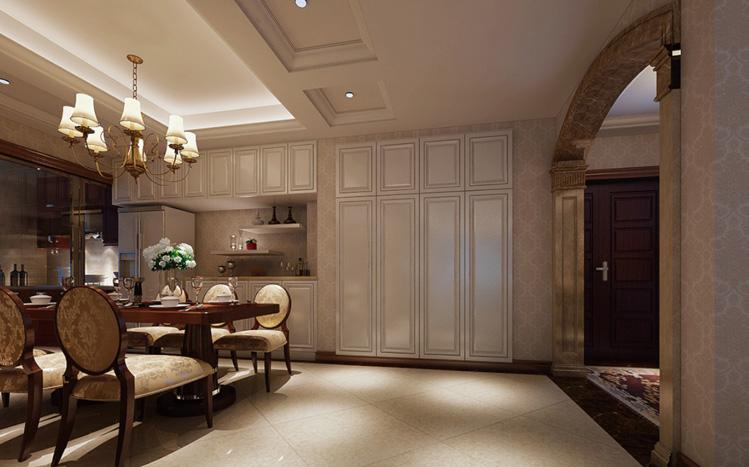 简约 欧式 三居 别墅 白领 收纳 80后 小资 餐厅图片来自实创装饰百灵在现代醉西风125平米三居室的分享