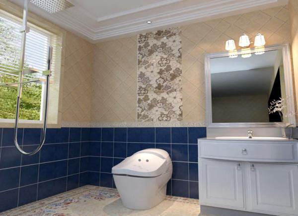橱柜的白皙和窗套的白洁融为一体,墙砖和地砖的色调立刻使厨房火热起来。