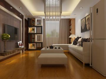 简约风格-两居室