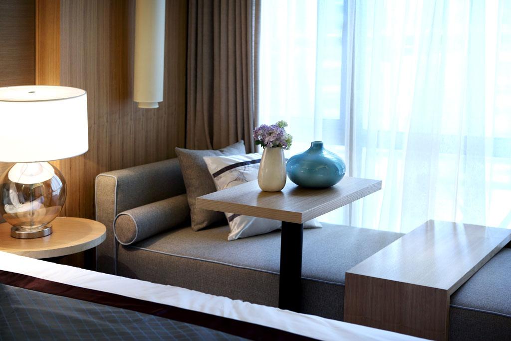 中式 四居 KSL设计 别墅 样板房 卧室图片来自香港KSL设计事务所在原木清风—KSL赣州样板房设计的分享