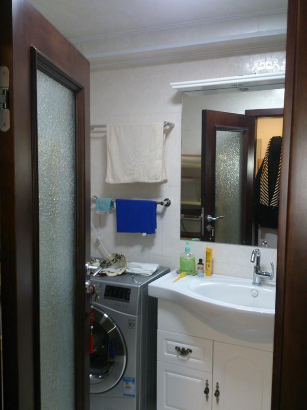 中式风格 实创装饰 2居室装修 老房子翻新 卫生间图片来自北京实创装饰在老房子翻新实景案例展示中式风格的分享