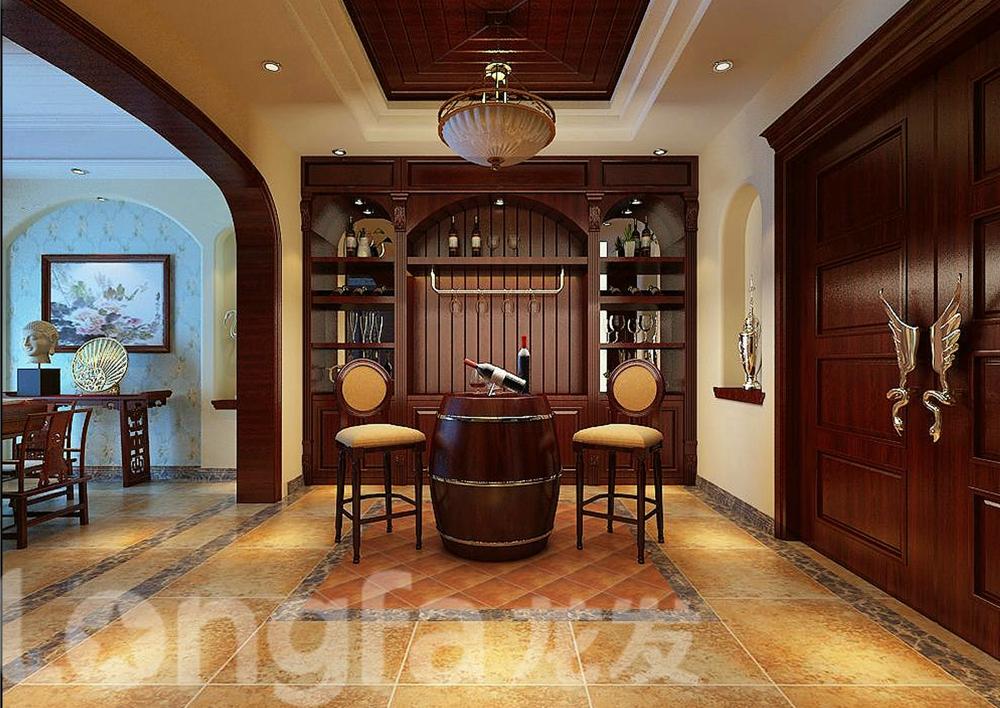 欧式 别墅 白领 80后 小资 其他图片来自北京龙发装石家庄分公司在江南新城别墅案例的分享