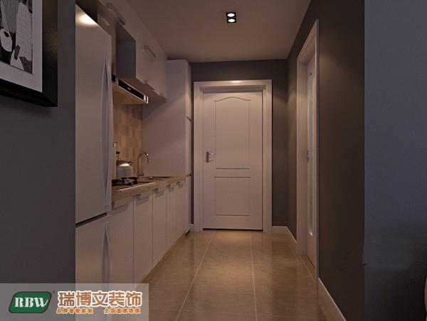 简约 小户型 厨房图片来自石家庄瑞博文张琳在乐城半岛-经典小户型的分享