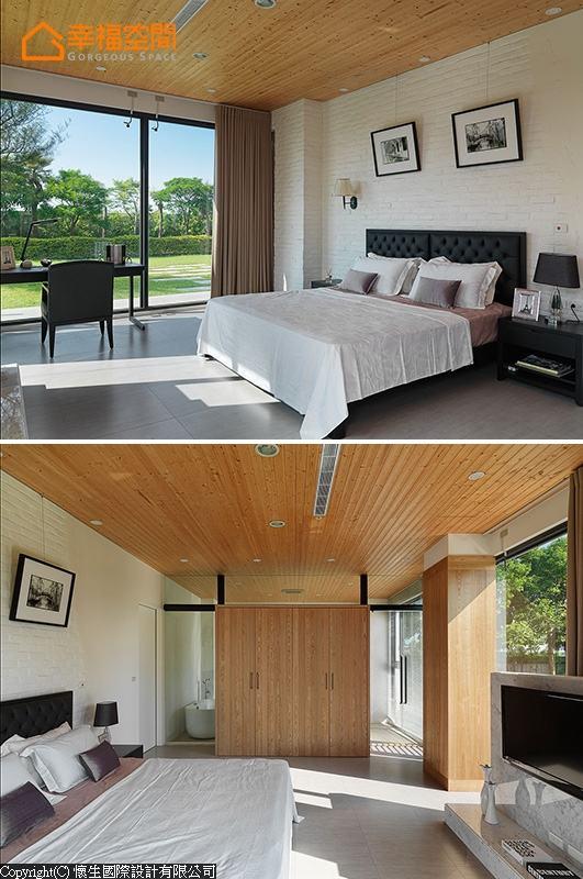 简约 休闲风格 别墅 卧室图片来自幸福空间在天天像渡假! 330平日光Villa宅的分享