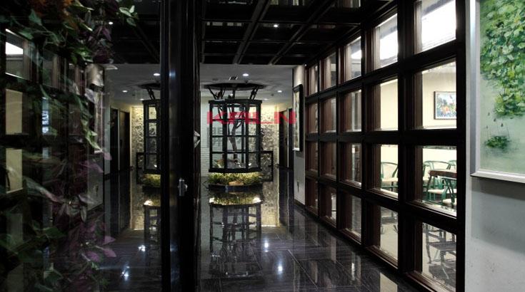办公室装修 kailin.cn 办公室设计 办公楼装修 开林装饰 混搭 二居 别墅 白领图片来自开林装饰在中式古典办公室装修的分享