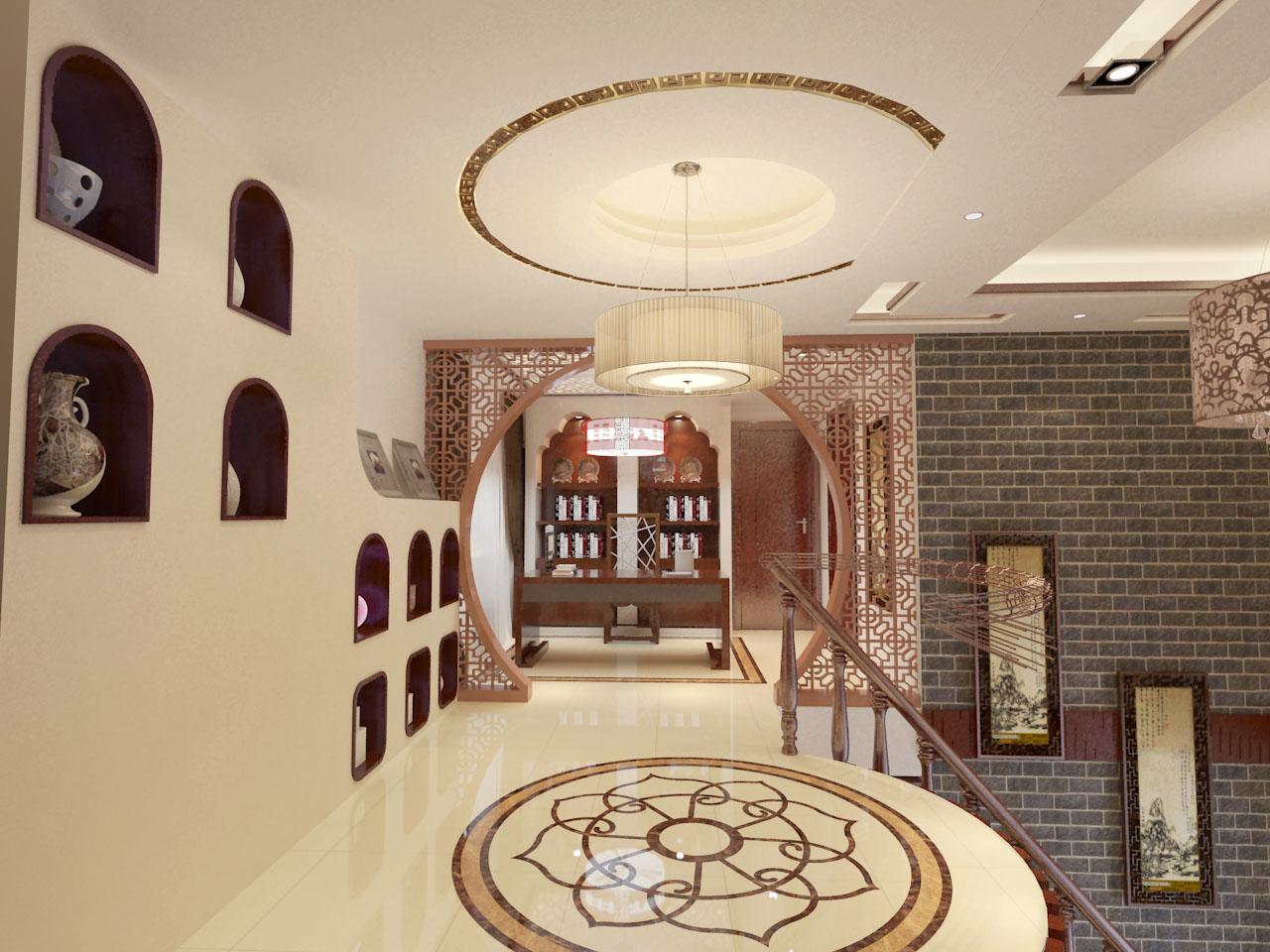 中式 三居 客厅 卧室 厨房 餐厅 白领 晋级装饰图片来自晋级装饰东方在最爱中国风古典文化气息屡绝不断的分享