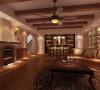 作为主人的私密空间,主要以功能性和实用舒适为考虑的重点,一般的卧室不设顶灯,多用温馨柔软的成套布艺来装点,同时在软装和用色上非常统一。现代美式多用非炫目灯光,且尽量做到只见光不见灯的效果.