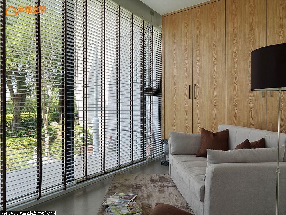 简约 休闲风格 别墅 书房图片来自幸福空间在天天像渡假! 330平日光Villa宅的分享