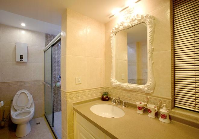 简约 二居 小资 80后 卫生间图片来自贾凤娇在93平的温馨的分享