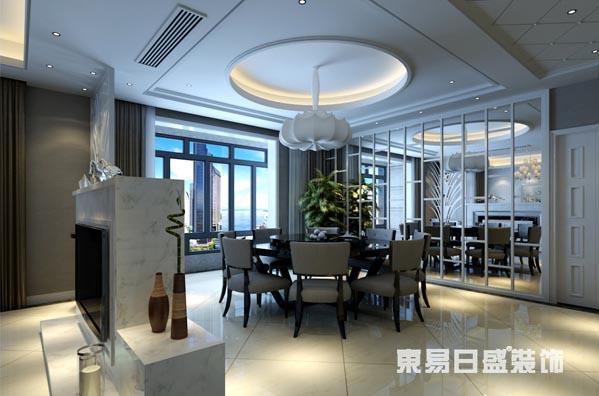 简约风格 灰色调设计 四居室 郑州东易日图片来自东易日盛萌萌在简约风-《灰调》的分享