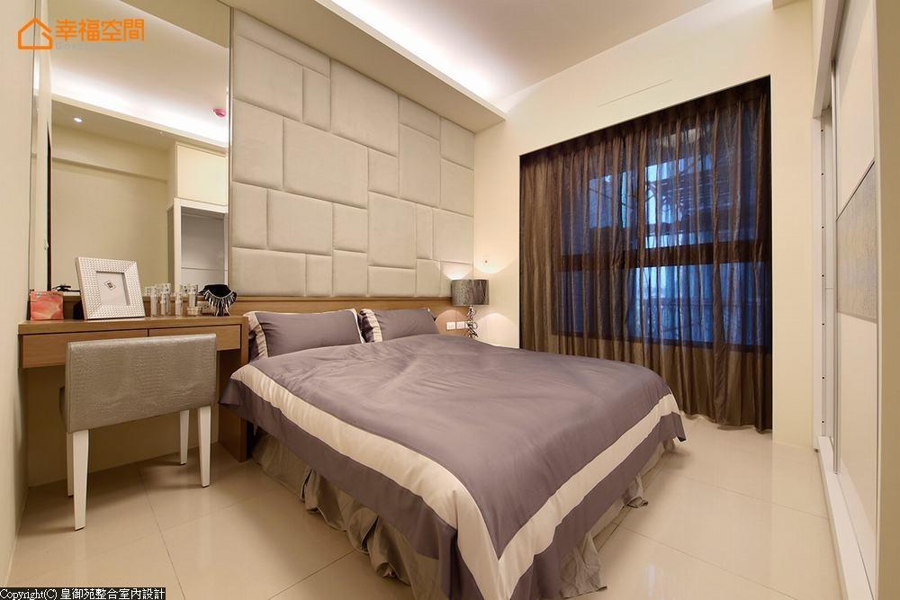 简约 现代 二居 小资 卧室图片来自幸福空间在旧家具巧妙融合 99平实用雅痞居的分享