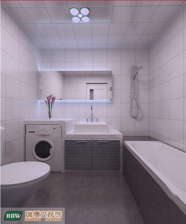 简约 小户型 卫生间图片来自石家庄瑞博文张琳在乐城半岛-经典小户型的分享