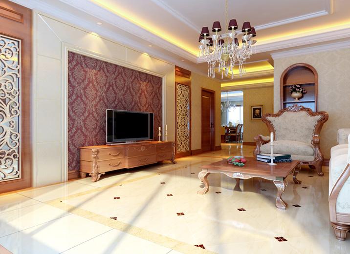 简约 欧式 三居 白领 收纳 80后 客厅图片来自实创装饰都琳在16万打造温馨简约欧式三口之家的分享