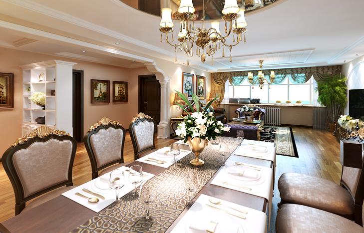 简约 三居 小资 餐厅图片来自贾凤娇在美式风格的分享