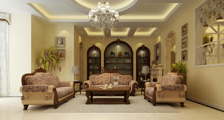 欧式 客厅图片来自159xxxx8729在银基王朝130平浪漫欧式的分享