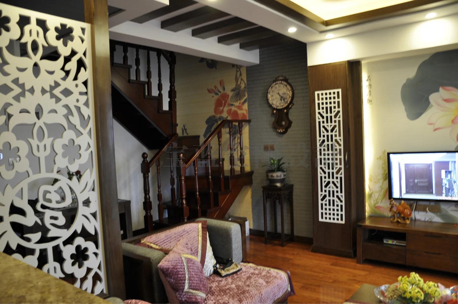 中式 其他图片来自众意装饰在城投瀚城——中式风格完工实景图的分享