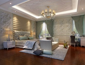 新古典 别墅 白领 尚层装饰 远洋天著 儿童房图片来自北京别墅装修案例在金色维也纳一样的家的分享