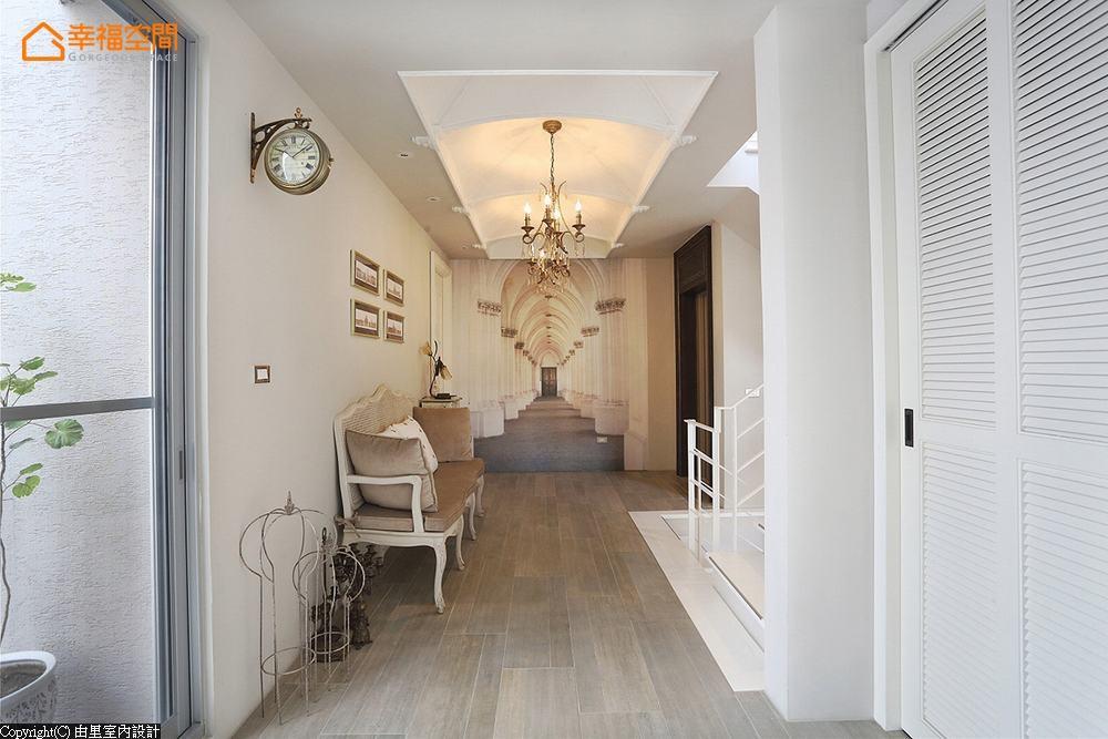 二居 别墅 乡村风格 其他图片来自幸福空间在bonjour! 享受99平法式沙龙美宅的分享
