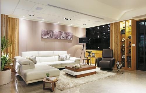 简约 欧式 客厅图片来自太原香港豪装在巧遇香居的分享