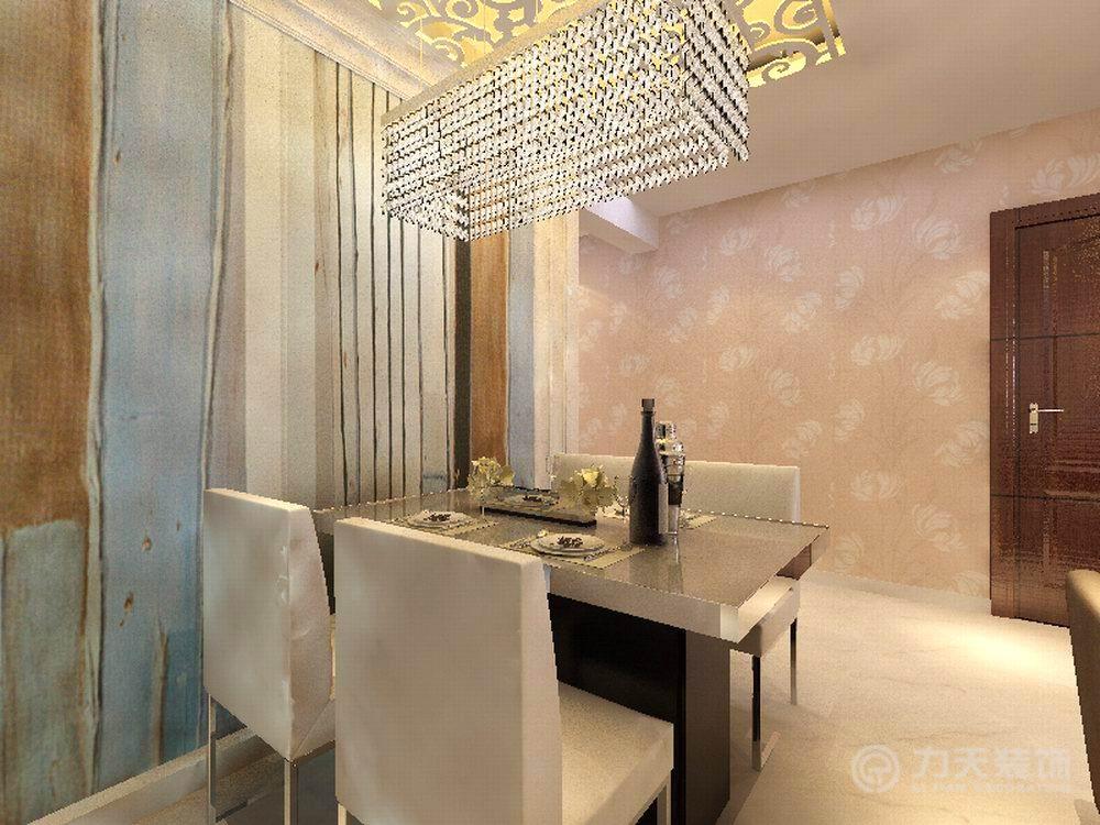 简约 二居 收纳 白领 80后 小资 餐厅图片来自阳光力天装饰在宏城御溪园-60㎡-现代简约的分享