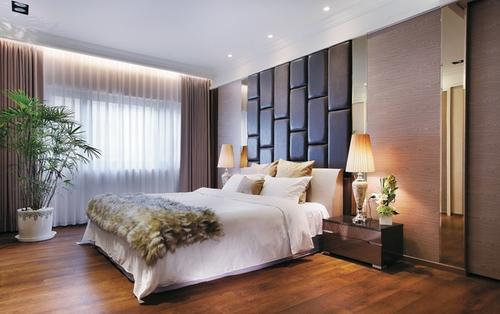 简约 欧式 卧室图片来自太原香港豪装在巧遇香居的分享