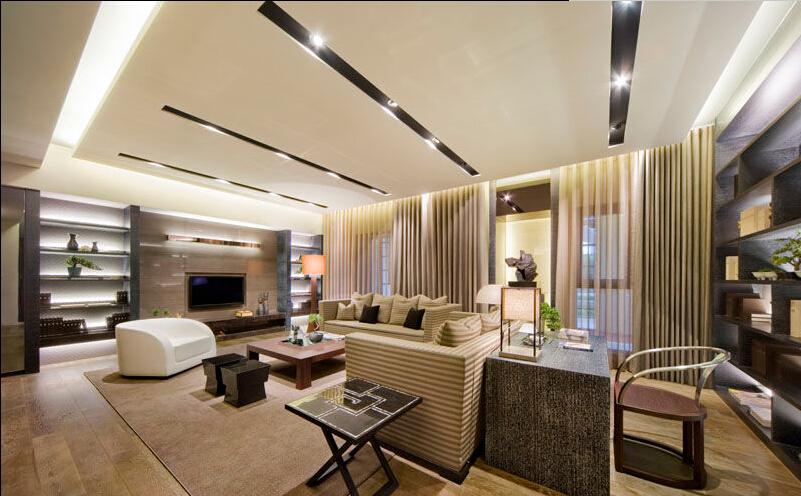 简约 二居 客厅图片来自佰辰生活装饰在7万造就舒缓松快生活空间的分享