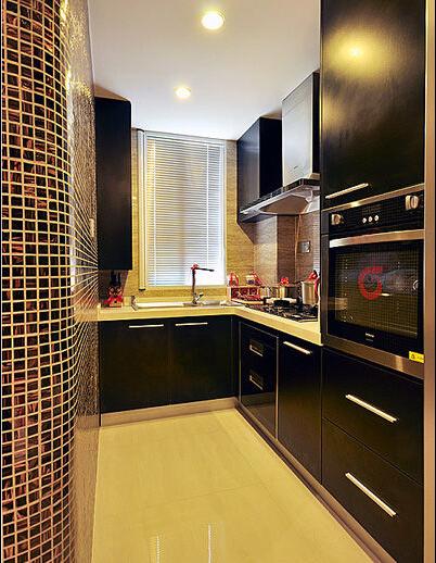 简约 二居 厨房图片来自佰辰生活装饰在风格独特品味时尚简约两居的分享