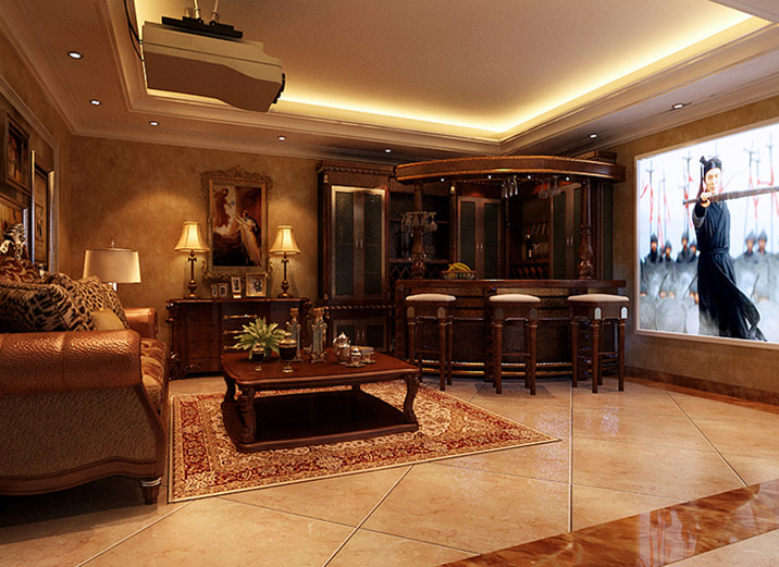 武汉实创 别墅 美式 土豪 高富帅 其他图片来自静夜思在轻松休闲奢华舒适别墅的分享