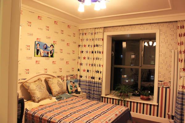 三居 新古典 珠江御景 白领 收纳 旧房改造 80后 小资 家居 卧室图片来自YI依帆2012在珠江御景欧式新古典风格案例赏析的分享
