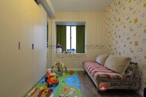 现代简约 新房装修 旧房改造 小清新 今朝装饰 儿童房图片来自周海真在135㎡三房改四房  裸色小清新的分享
