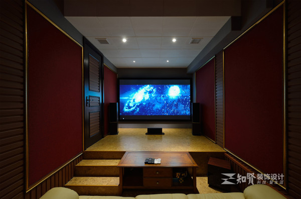 功能空间的设置巧妙而富有节奏,而多功能家庭影院更是让人心动,加上立体环绕和3D效果,可以享受超豪华的视觉盛宴;