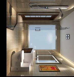 简约 高度国际 时尚 白富美 三居 白领 80后 西山壹号院 现代 卫生间图片来自北京高度国际装饰设计在西山壹号院简约平层的分享