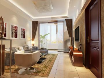 两居室-现代简约风格