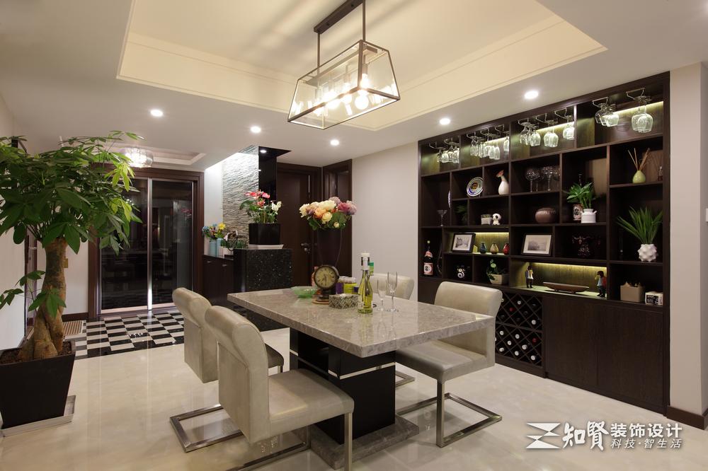 别墅 白领 80后 小资 餐厅图片来自上海知贤设计小徐在原创空间  上演光阴故事的分享