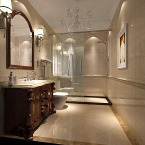简约 奢华 高度国际 时尚 白富美 低调 二居 白领 80后 卫生间图片来自北京高度国际装饰设计在鲁能7号院低调奢华公寓的分享