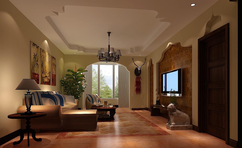 混搭 三居 白领 80后 白富美 时尚 高度国际 远洋一方 简约 客厅图片来自北京高度国际装饰设计在远洋一方127平混搭风的分享