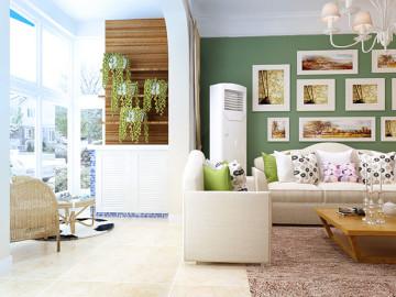 东方鼎盛两室简欧风格装修效果图