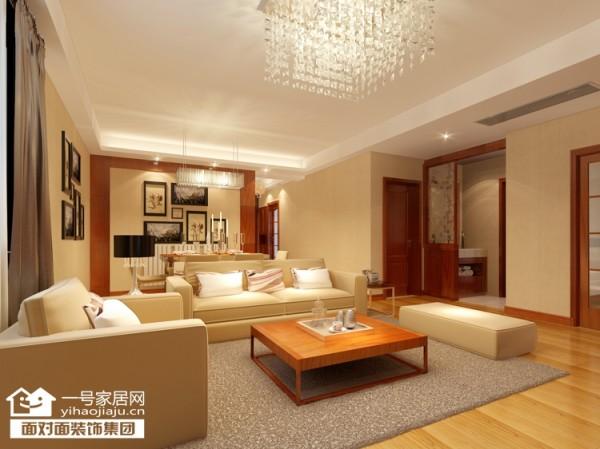 材料采用饰面板、银镜、墙纸、实木地板等材质,用简单明快的造型处理,阐述简约风格的魅力。
