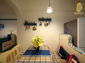 舒适 温馨 屌丝 定制家装 公主房 文艺青年 收纳 餐厅图片来自周楠在幸福猪的地中海婚房的分享