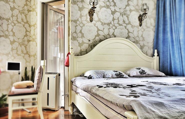 田园 混搭 80后 收纳 小资 卧室图片来自刘建勋在田园风格公寓装修的分享