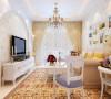 简约线条勾勒时尚欧式一居室