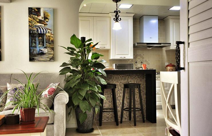 田园 混搭 80后 收纳 小资 客厅图片来自刘建勋在田园风格公寓装修的分享