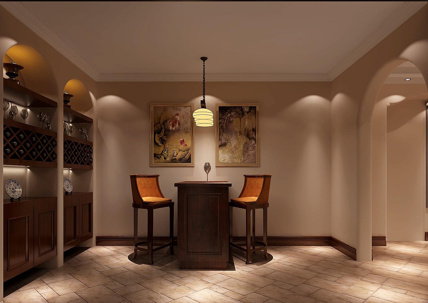 简约 托斯卡纳 高度国际 时尚 白富美 白领 80后 公寓 旭辉御府 书房图片来自北京高度国际装饰设计在旭辉御府托斯卡纳公寓的分享